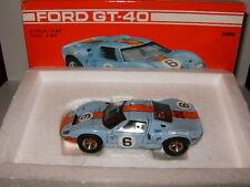 FORD GT 40 LM 1969 JOUEF EVOLUTION Série ecrin ref 3006 RARE en Boite au 1/43