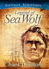 LEGEND OF THE SEA WOLF NEW DVD
