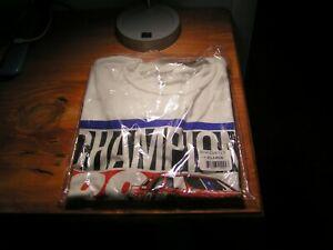 Bill / Chase Elliott #9 1988/2020 Championship T- Shirt Still in Factory Plastic