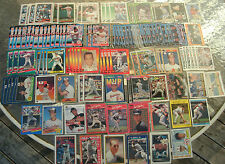 (111) Assorted Cal Ripken Trading Cards 1984-93 (44 different cards)