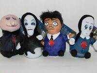 Addams Family FOUR 6 in Dolls Singing Squeezers Theme Song