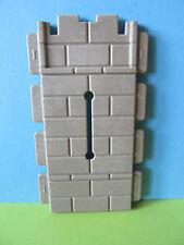 PLaymobil*Mauer Wand mit Schiesscharte 3666 3667 3446 Ritterburg