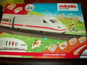 Märklin my World Eisenbahnset,mit Karton(Defekt???)