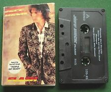 Import - Jeff Beck Flash inc People Get Ready & Escape + Cassette Tape - TESTED