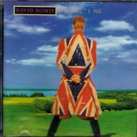David Bowie - Earthling [CD, 2003]