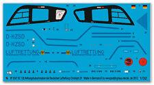 Peddinghaus 2547 1/32 EC 135 Rettungshubschrauber der Deutschen Luftrettung D-HZ