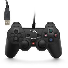 USB Game Pad PS3 Joypad Controller Vibration PC Computer Laptop by Frisby
