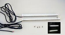Pactrade Marine 2X 21 LED 12V Trim Tab Transom Light Bar White Boat Underwater