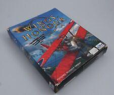 Wings Of Honour PC 2003 in Bigbox Erstauflage Eurobox Flugsimulation