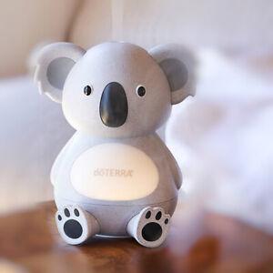 doTERRA Koala UltraSonic Diffuser Timer Mist Light Essential Oil Aromatherapy