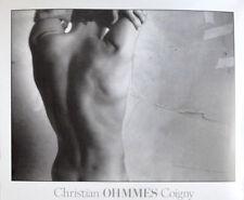 Christian Coigny ohmmes poster immagine stampa d'arte 46,5x57,5cm - SPEDIZIONE GRATUITA
