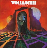 WOLFMOTHER - VICTORIOUS CD ~ ANDREW STOCKDALE ~ AUSTRALIAN STONER ROCK *NEW*