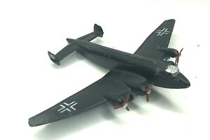 Dinky Toys 67a Junkers Ju 89 Heavy Bomber.