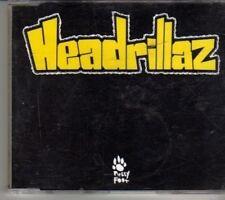 (CT13) Headrillaz, The Weird Planet EP - 1996 CD