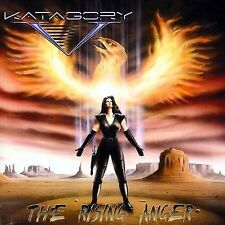 KATAGORY V Rising Anger CD 10 tracks FACTORY SEALED NEW 2010 Nightmare USA