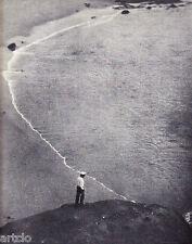 """Héliogravure - 1926 - """" Marée basse """"  par Shimojima-Kaye"""