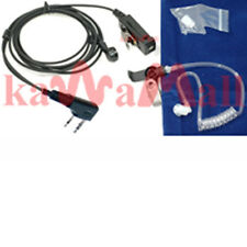 Earphone Mic for Kenwood Two Way Radio TK TK-270 TH-22