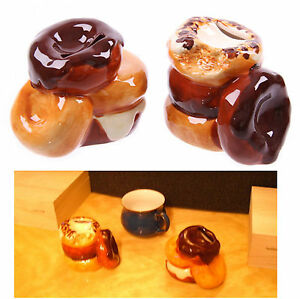 new pottery doughnut money box bank great for simpsons fans quality little gift