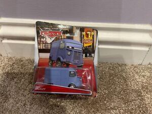 """Disney Pixar Cars """"Paul Oilkley"""" Ye Left Turn Inn NEW AND SEALED"""
