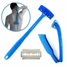 Men's Back Hair Removal and Body Shaver with 5 Blades Included