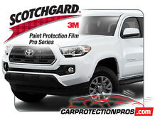 2019 Toyota Tacoma TRD Sport 3M Pro Series Clear Standard Paint Protection Kit