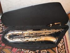 Vintage saxophone baritone Weltklang