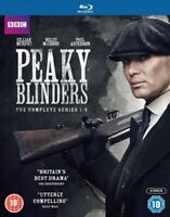 Nuovo Peaky Blinders Serie 1 A 4 Blu-Ray