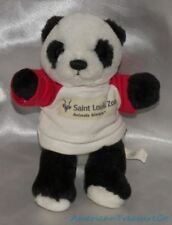 Raro Build a Bear Mini Peluche 17.8cm st Louis Zoo Bambino Panda W/ Rossi