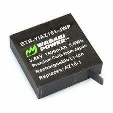 Wasabi Power Battery for YI 4K Action Camera, AZ16-1