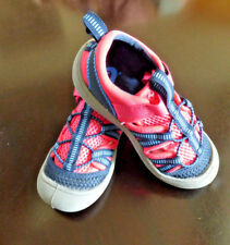 Toddler Girls' Water Shoes-Pink Bright/Blue