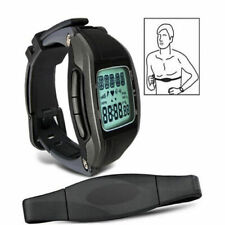 Pulse Heart Rate Monitor Wireless Chest Strap Watch Fitness Belt Sport Bracelet
