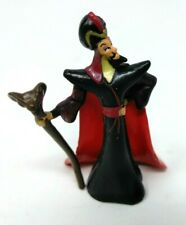 Jafar ALADDIN PVC Villain FIGURE Disney Topper Mattel bird on shoulder