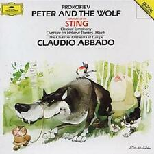 Sergei Prokofiev : Peter and the Wolf CD (1993)