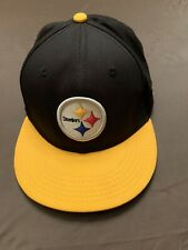 NFL Pittsburgh Steelers Youth Baseball Hat Adjustable-Slightly Used condition