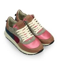 PHILIPPE MODEL MONTECARLO DONNA NTLD XR05 FEMME SIZE 39 WOMAN SNEAKERS