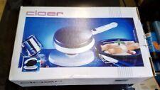 Cloer Crepes Maker 677 weiss Crepemaker 700 Watt