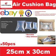 50PCS Inflatable Air Cushion AirStand Filling Bag Packaging Air Pillow 25x30cm