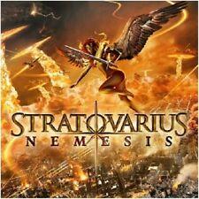 STRATOVARIUS - NEMESIS  CD 11 TRACKS HEAVY METAL HARD ROCK NEU