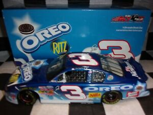 Dale Earnhardt Jr #3 Oreo Ritz 2002 Monte Carlo Action 1:24 scale NASCAR 102403
