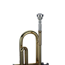 Top Quality Professional HB Trumpet with Tone BB and Gold Lacquer Free Case