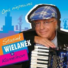 CD STASIEK WIELANEK & KAMELEON Ona niepewna