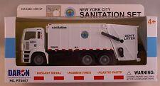 DARON New York City Garbage Truck 1/50  Kinnetic RLT8957