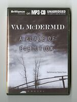 A Place of Execution: by Val McDermid - MP3CD - Audiobook