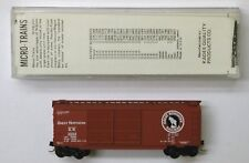 MTL Micro-Trains 23060 Great Northern GN 3000 dark red