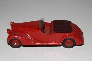 Dinky Toys, #38b, 1950 Sunbeam Talbot Convertible, Original