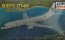 MINICRAFT 1:144 AEREO BOEING 737-400 CAYMAN AIRLINES  ART 14464