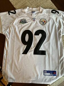 James Harrison Super Bowl NFL Jerseys for sale | eBay