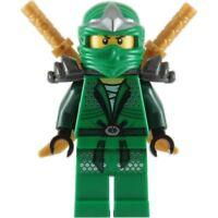 LEGO NINJAGO NINJA LLOYD ZX  Green  Minifigure 9450 70815 new