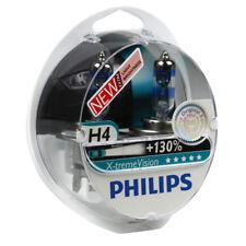 Philips Duo Box Glühbirne Glühlampe X-treme Xtreme Vision +130% H4 60W/55W 12V