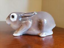 Vintage B&G Bing & Grondahl Brown Rabbit Figurine 2421 Royal Copenhagen